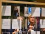 Ausstellung Wanderbank - Eindrücke der Eröffnung