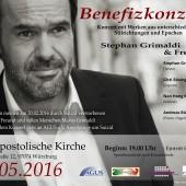 Benefizkonzert 07.05.2016
