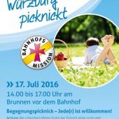 Ab auf die Wiese – Würzburg picknickt 2016!