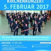Konzert des Bundespolizeiorchesters München