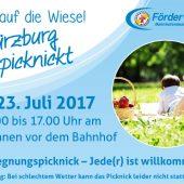 Ab auf die Wiese – Würzburg picknickt 2017