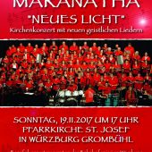 Neues Licht – Kirchenkonzert mit dem Chor Maranatha