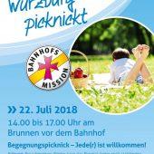 Ab auf die Wiese – Würzburg picknickt 2018