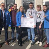 Kickers Fans sammeln Spenden