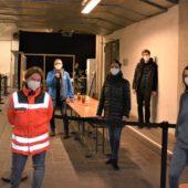 Einrichtung einer Wärmehalle im Corona-Winter – Schutz für Obdachlose